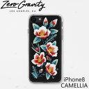ゼログラビティ アイフォン ケース アイフォン7/8 カメリア ZEROGRAVITY iPhone7/8 CAMELLIAスマホ ケース ブランド LAブランド iPhone7/8 CAMELLIAスマホ ギフト プレゼント
