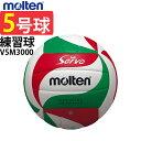 モルテン(molten)ソフトサーブバレーボール 5号球・ 体育・授業用ボール【V5M300】【20%OFF!!】