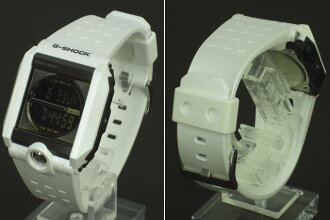CASIO/G-SHOCK/g-shock g shock G shock G- shock [ADVANCE] watch G-8100A-7JF/WHITE [fs01gm]