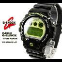 ◆再入荷◆★20%OFF★CASIO/G-SHOCK/g-shock【カシオ ジーショック】【クレイジーカラーズ】腕時計DW-6900CS-1JF/blk