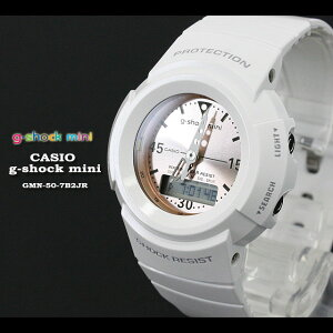 CASIO/G-SHOCKmini�ڥ�������������å��ߥˡ۽������ӻ���GMN-50-1BJR/witet/pink