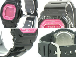 CASIO/G-SHOCK��Baby-G�ۥ٥ӡ����������ǥ������顼��CANDYCOLORS�ۡڽ������ӻ��ס�BG-5601-1JF/black