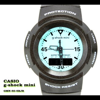 CASIO/G-SHOCK/G shock G-shock G-shock mini g-shock mini women GMN-50-5BJR/BROWN Lady's [fs01gm]
