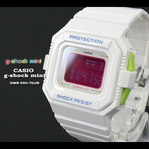 CASIO/G-SHOCKmini�ڥ�������������å��ߥˡ��ӻ���PreciousHeartSelection2009GMN-550-7DJR