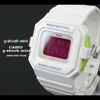 CASIO/G-SHOCK/G shock G-shock g-shock mini women Precious Heart Selection/GMN-550-7DJR Lady's [fs01gm]