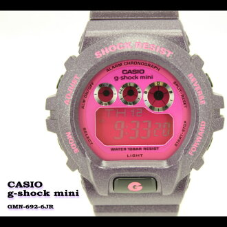 ★ ★ CASIO/G-SHOCK/G shock G-shock g-shock mini g-shock mini ladies watch GMN-692-6JR/PURPLE ladies