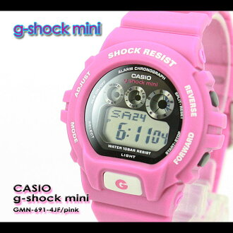 ★ ★ CASIO/G-SHOCK/g shock G shock G-shock g-shock mini g-shock mini ladies watch GMN-691-4JF/pink ladies 'correspondence'