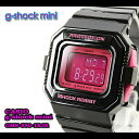 ★Watch GMN-550-1BJR/black/pink Lady's for free shipping ★ CASIO/G-SHOCK/G shock G- shock G- shock mini-g-shock mini women