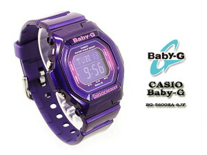 ������̵����CASIO/G-SHOCK/Baby-G�ڥ������٥ӡ��������ӻ���BG-5600SA-6JF/PURPLE