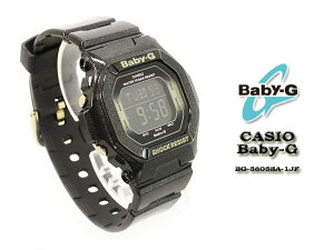 ������̵����CASIO/G-SHOCK/Baby-G�ڥ������٥ӡ��������ӻ���BG-5605SA-1JF/BLACK