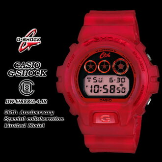 ★Domestic regular article ★ CASIO/G-SHOCK/g-shock g shock G shock G- shock 30 anniversary memory [G-SHOCK X CLOT] collaboration-limited model [DW-6900] watch / DW-6900CL-4JR [fs01gm]