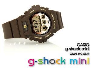 ���ӥ塼�������̵����CASIO/G-SHOCK/g����å�G����å�G−����å��ڥ�������������å���G-����å��ߥ�g-shockmini�������ӻ��סڥ�������å��ߥˡ�GMN-692-5BJR/brown��ǥ�������smtb-TK��