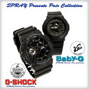 CASIO/G-SHOCK/G G  SPRAY Presents Pair Collect...