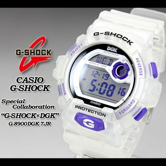 ★ domestic regular ★ ★ ★ CASIO/G-SHOCK/g-shock g shock G shock G-shock anniversary 30 limited edition special model x watch / G-8900DGK-7JR