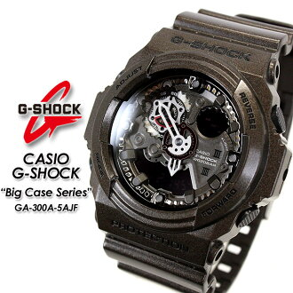 ★ domestic regular ★ ★ ★ CASIO/G-SHOCK/g-shock g shock G shock G-shock watch / GA-300A-5AJF