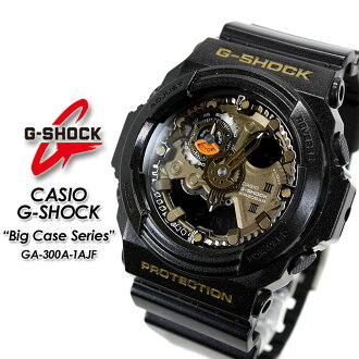 ★ domestic regular ★ ★ ★ CASIO/G-SHOCK/g-shock g shock G shock G-shock watch / GA-300A-1AJF