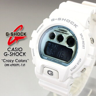 ★ domestic regular ★ ★ ★ CASIO/G-SHOCK/g-shock g shock G shock G-shock crazy colors watch / DW-6900PL-7JF