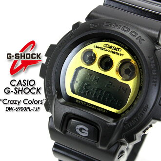 ★ domestic regular ★ ★ ★ CASIO/G-SHOCK/g-shock g shock G shock G-shock crazy colors watch / DW-6900PL-1JF