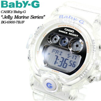 ★ ★ baby G Jerry & marine series BG-6900-7BJF for ladies ladies watch g-shock g-shock mini
