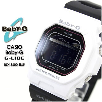 ★ domestic genuine ★ ★ ★ baby G ジーライド BLX-5600-1BJF ladies ladies watch CASIO g-shock g-shock g shock G shock G-shock Casio 6600