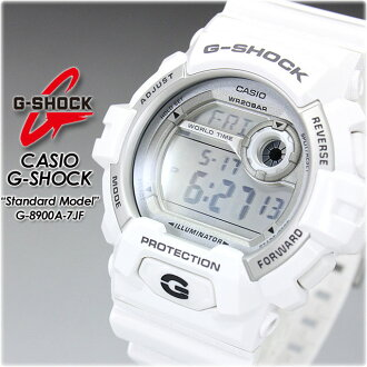 ★ domestic regular ★ ★ ★ CASIO/G-SHOCK/g-shock g shock G shock G-shock standard model men's men's watch / G-8900A-7JF