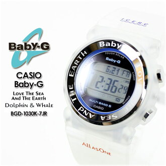 ★ domestic genuine ★ ★ ★ baby G solar radio / radio solar ladies ladies watch BGD-1030K-7JR CASIO g-shock g-shock G shock Casio 6600
