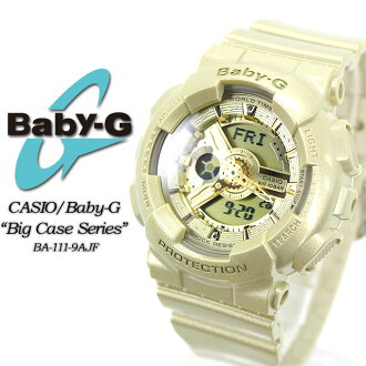 ★ ★ ★ domestic genuine ★ baby G big case series BA-111-9AJF for ladies Womens watch CASIO g-shock g-shock G shock