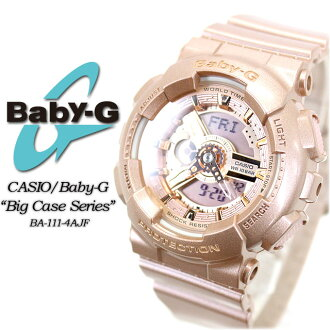 ★ ★ ★ domestic genuine ★ baby G big case series BA-111-4AJF for ladies Womens watch CASIO g-shock g-shock G shock