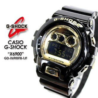 ★ domestic genuine ★ ★ ★ CASIO g-shock watches / GD-X 6900 FB-1JF-shock g shock G shock G-shock