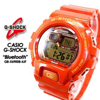 ★ domestic genuine ★ ★ ★ CASIO g-shock Bluetooth Watch / GB-X6900B-4JF g-shock g shock G shock G-shock