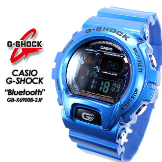 ★ domestic genuine ★ ★ ★ CASIO g-shock Bluetooth Watch / GB-X6900B-2JF g-shock g shock G shock G-shock