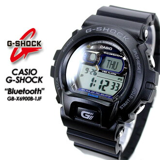 ★ domestic genuine ★ ★ ★ CASIO g-shock Bluetooth Watch / GB-X6900B-1JF g-shock g shock G shock G-shock