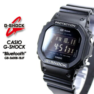 ★ domestic genuine ★ ★ ★ CASIO g-shock Bluetooth Watch / GB-5600B-1BJF g-shock g shock G shock G-shock