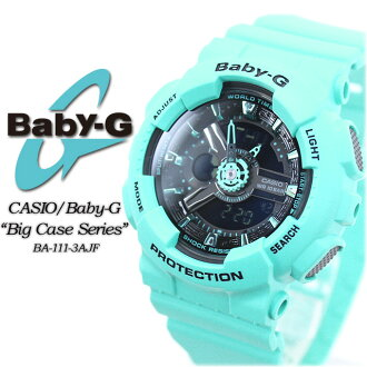 ★ ★ ★ domestic genuine ★ baby G big case series BA-111-3AJF for women ladies watch CASIO g-shock g-shock G-shock