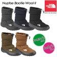 ★送料無料★【THE NORTH FACE】ノースフェイス Nuptse Bootie Wool 2 【ヌプシ ブーティー ウール 2(ユニセックス)】男女兼用 メンズ レディース ブーツ 長靴 NF51591