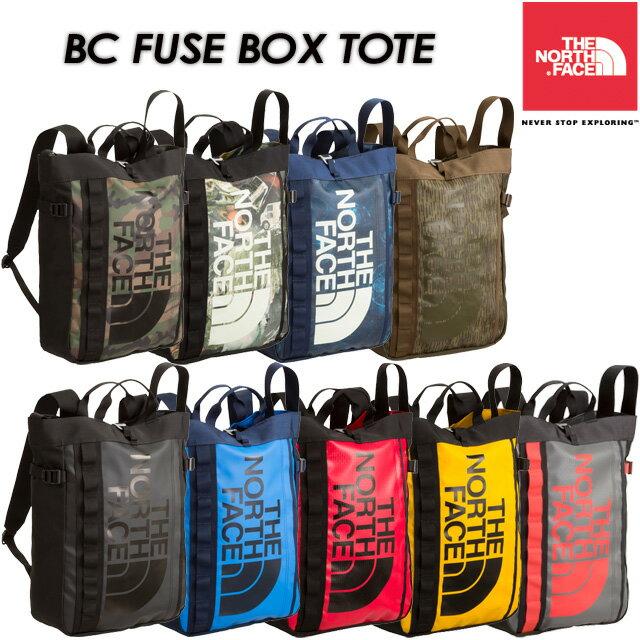 SALE 20%OFF 送料無料 ノースフェイス THE NORTH FACE BC Fuse Box Tote【BCヒューズボックストート】トートバッグ ショルダーバッグ リュック NM81609