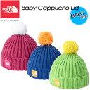 THE NORTH FACE【ノースフェイス】Baby Cappucho Lid【カプッチョリッド(ベビー)】NNB41500 / ベビー / 子供用 ニット帽 / ボンボン