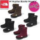 ノースフェイス【THE NORTH FACE】 NFW51978 W ヌプシ ブーティー ウール 5【W Nuptse Bootie Wool 5】女性用 レディース ブーツ 長靴