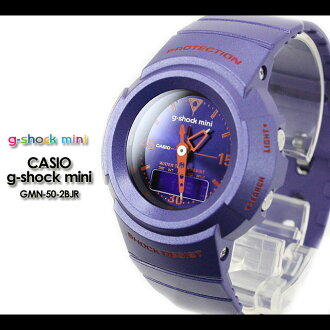 CASIO/G-SHOCK/G shock G-shock G-shock mini g-shock mini for women GMN-50-2BJR/purple Lady's Watch [fs01gm] for women