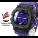 ◆G-SHOCK×DGK 限定コラボモデル◆★送料無料★CASIO/G-SHOCK/g-shock gショックGショック G?ショック 【カシオ ジーショック】DGK【ディー・ジー・ケー】コラボモデル 腕時計GX-56DGK-1JR/black・purple【smtb-TK】