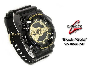 ������̵����CASIO/G-SHOCK/g-shockg����å�G����å�G−����å��ڥ�������������å��ۡ�Black×GoldSeries�ۥ֥�å�×������ɥ�����ӻ���/GA-110GB-1AJF/black×gold��smtb-TK��