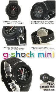 CASIO/G-SHOCKmini�ڥ�������������å��ߥˡ۽������ӻ���GMN-50-1BJR/blk/blk