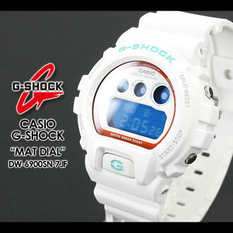 CASIO/G-SHOCK/g shock G- shock MAT DIAL Series [the mat dial series] DW-6900SN-7JF watch [fs01gm]