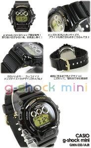 CASIO/G-SHOCK�ڥ�������������å��ۡ�G-����å��ߥˡ��ӻ���GMN-690G-1JR/black