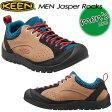 ★送料無料★ KEEN【キーン】MEN Jasper Rocks 【ジャスパー ロックス】 男性用 メンズ / ハイキング / アウトドアシューズ 1013301 Starfish/Racing Red