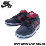 ��SA-LE�����������ʡ��NIKE SB�ۥʥ��� �����ӡ� ��NIKE DUNK LOW PRO SB�� �ʥ��� ���� �? BLACK/BLACK-TEAM RED 304292-056