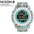 NIXON【ニクソン】【SUPER UNIT】BEACH DRIFTER LTD NA9212355-00 腕時計 メンズ 男性用