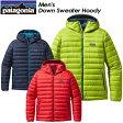 ★送料無料★【patagonia】パタゴニア 【Men's Down Sweater Hoody】メンズ ダウン セーター フーディ スキー スノーボード クライミング アウトドア 84701 SA-LE