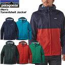 ★SALE30%OFF!送料無料★ Patagonia【パタゴニア】Men's Torrentshell Jacket 【メンズ トレントシェル ジャケット】レ...
