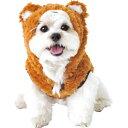 ペティオ Little Angel クマの変身パーカー XS SS S MD-S MD-M 小型犬 犬服 くま